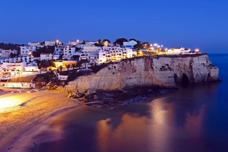 Book Transfer from Faro Airport to Carvoeiro